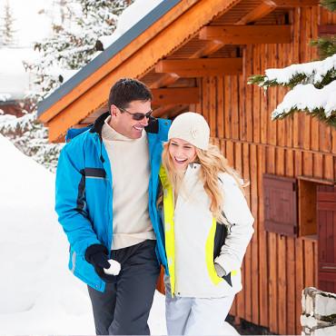 loisirs vacances neige hiver montagne azureva