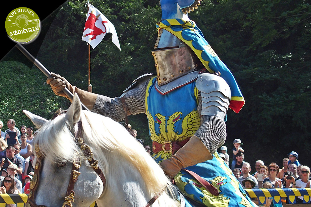 vacances a theme murol medieval